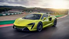 McLaren показа нов хибриден суперавтомобил (Видео)