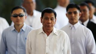 САЩ да се готвят за изтегляне на войските си, предупреди филипинският президент