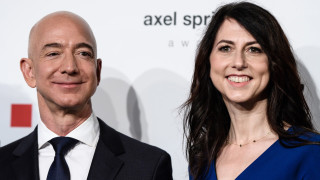 Съпругата на Джеф Безос може да се превърне в един от най-важните хора в Amazon след развода