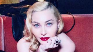 Какво има да ни покаже Мадона по бельо