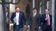 Каталуния оспорва действията на Мадрид в съда