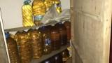 Митничари задържаха половин тон нелегален алкохол