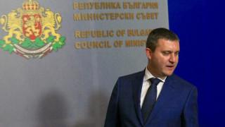 Горанов пази бюджета от търговски рискове