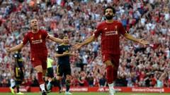 """Салах нокаутира Арсенал с два гола, класен Ливърпул триумфира на """"Анфийлд"""""""