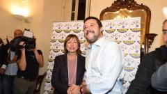 Салвини триумфира на местните избори в Умбрия