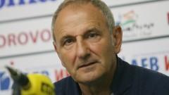 Треньорът на Царско село: Силно се надявам да станем шампиони на Втора лига