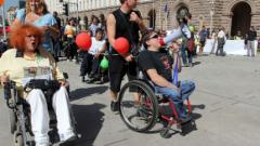 Осезаемо расте броят на хората с увреждания, близо 15 000 повече за година