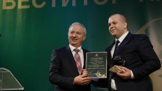 """""""Сенсата Технолоджис България"""" големият победител на """"Инвеститор на годината"""""""