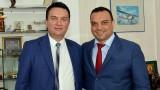 Линията София-Скопие е приоритет за отношенията ни с Македония