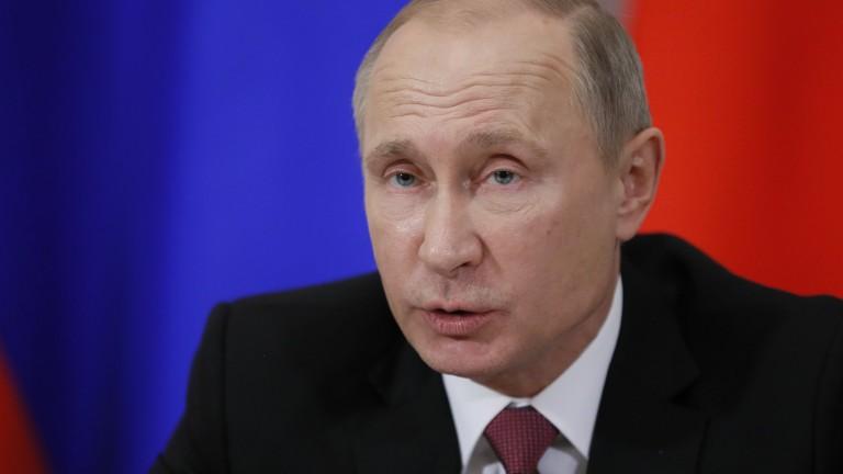 Президентът на Русия Владимир Путин призова спецслужбите да