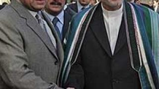 Пакистан и Афганистан с общи действия срещу талибаните