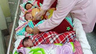 Много семейства в Китай могат да имат повече от едно дете