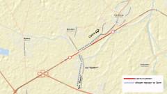 Започва ремонт на два участъка от Северната дъга на Софийския околовръстен път