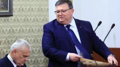 Цацаров опровергава неистините на шефа на Бюрото за контрол на СРС