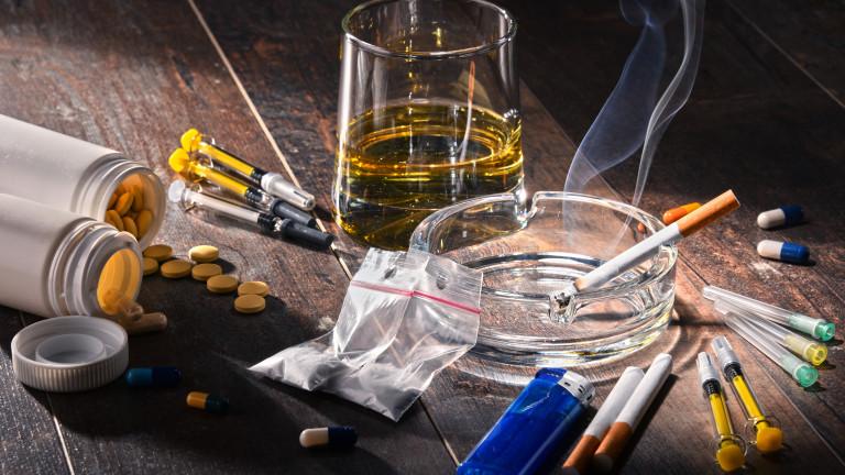 Колко време остават следите от наркотици в тялото