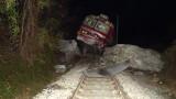 Влак дерайлира край село Черниче