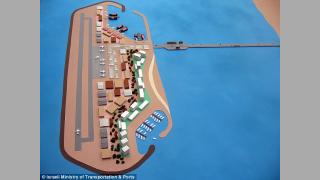 Израeл строи изкуствен остров на палестинците от Газа за $5 милиарда