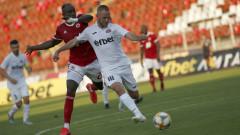 Монтана - ЦСКА 1:2, Минков връща един гол за домакините