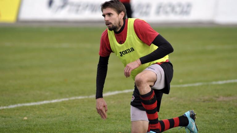 Локо (Сф) загуби Бранеков до края на сезона
