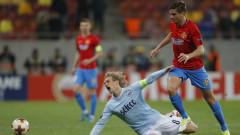 Лацио пренесе слабата си форма и в Лига Европа