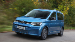 Volkswagen Caddy слага край на стереотипите
