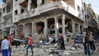 Съветът за сигурност подкрепи примирието в Сирия