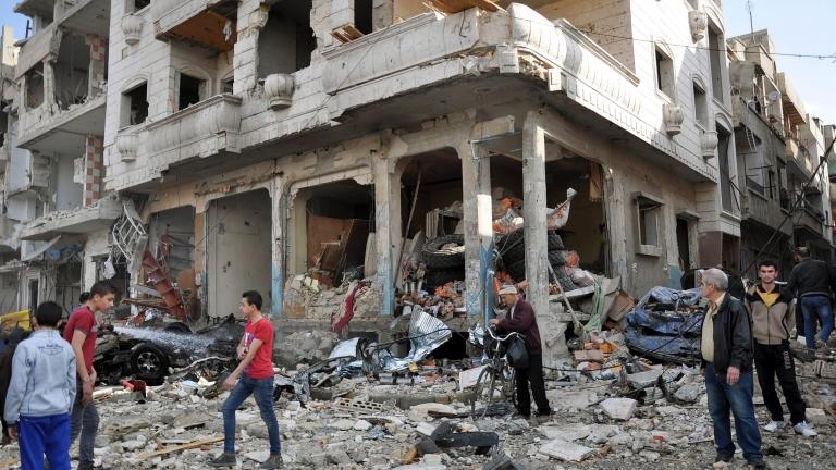 Европейски страни се опитват да търсят правосъдие за жертвите в Сирия