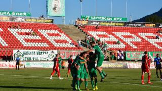 Ботев (Враца) отново оглави класирането във Втора лига