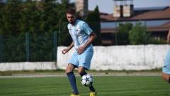 Бранеков: Повече от ясно е защо играя в Септември