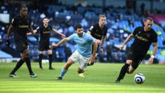 Централните защитници донесоха 20-а поредна победа на Манчестър Сити във всички турнири