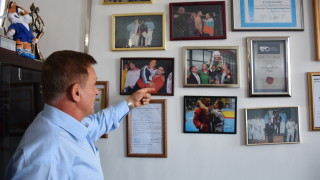 Стоян Саладинов пред ТОПСПОРТ: Росен Димитров е първият ни голям шампион, винаги ще има специално място в моето сърце!