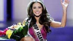 Американка е новата Мис Вселена 2012