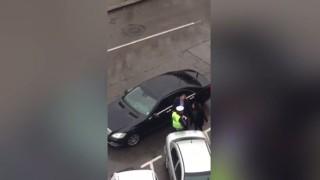 Авторът на клипа с колата на НСО: Десислава Радева пътуваше с автомобила