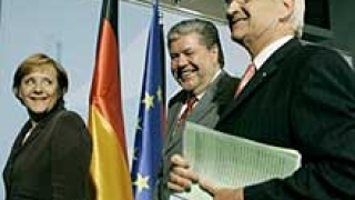 Германският финансов план е за 470 млрд. евро