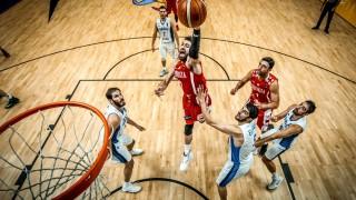 Грузия потопи в скръб Израел на Евробаскет 2017