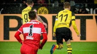 Късни попадения донесоха важна победа за Борусия (Дортмунд)