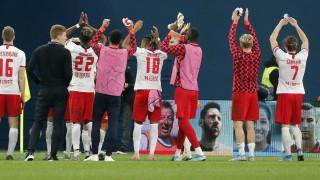 РБ Лайпциг продължава доминацията си в Шампионската лига