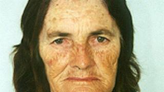МВР издирва 77-годишна жена