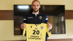 Теодор Тодоров остава в Хебър за още един сезон