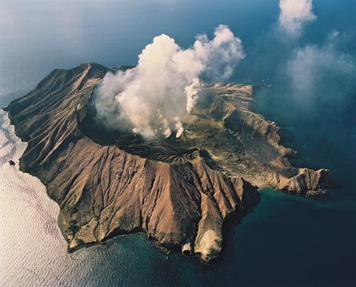 Вулкан тревожи Исландия