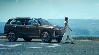 Така изглежда големият кросоувър BMW X7