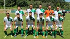 Футболистите на Пирин се завърнаха в Благоевград