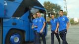 Осем юноши в групата на Левски за лагера в Добринище, Костов и Нашименто остават в София