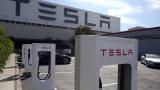 Първата зарядна станция на Tesla в България е готова