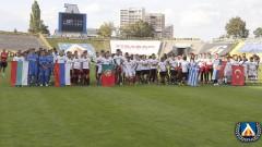 Футболистите на Левски (набор 2009) загубиха от Вардар (Скопие) с 3:4