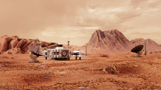 Истината за езерата на Марс може да е разочароваща