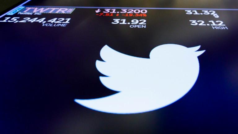 "Twitter: Блокирани са ""над 70 000 профила"" само през уикенда"