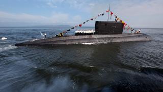 Русия използва подводница в Средиземно море за удари по ДАЕШ