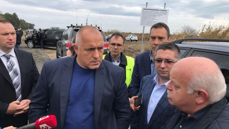 """Борисов обвини БСП, ДПС и """"Воля"""" в национална безотговорност заради вота на недоверие"""