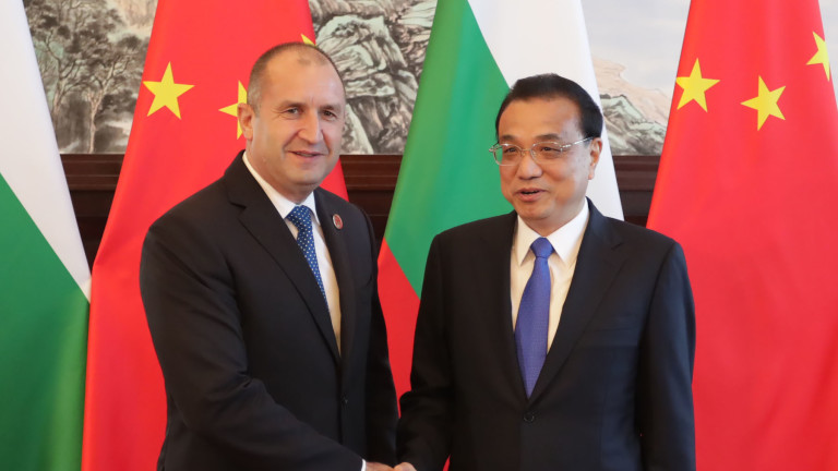 България и Китай трябва да издигнат на ново ниво двустранните